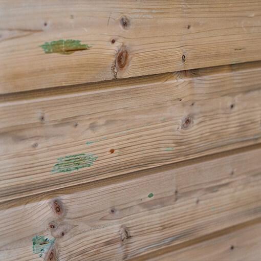 Forro Romboido Aplainado – Casquinha Nórdica – Exterior (com tratamento Autoclave Verde)