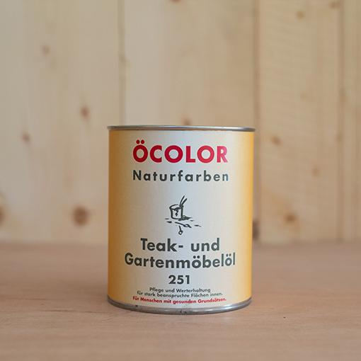 Gartenmöbel Holzöl – Außen