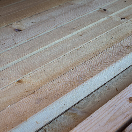 Sawn Timber - Nordic Spruce dried