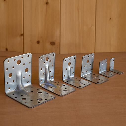 Bracket - Galvanized steel