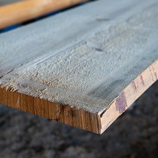 Sawn Plank - Nordic Spruce dried
